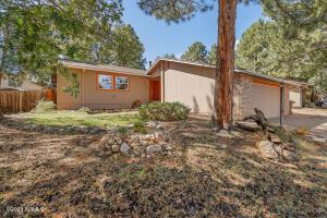 4117 N Fanning Drive, Flagstaff, AZ 86004