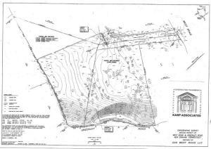 Plot Plan Map