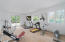 Office/gym virtual staged