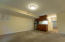 Private in law set up with kitchenette, bedroom, full bath and washer/dryer