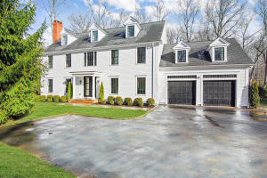 109 Parade Hill Road, New Canaan, CT 06840