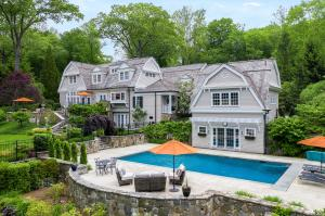 281 Turtle Back Road, New Canaan, CT 06840