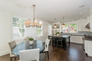 Oversized Eat-In Kitchen with High-End Appliance Upgrades!