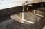 New granite counter tops.