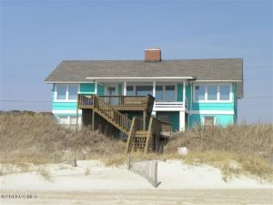 173 Hoffman Beach Road, Salter Path, NC 28575