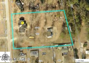2 Acres on a quiet street, nestled off Roberts Road & Mills Rd, Newport.