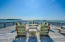 Great deck for entertaining - incredible views