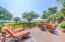 Expansive deck for entertaining