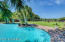 Custom designed pool and expansive grounds for events
