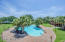 Pool patio and grounds - designed for entertaining