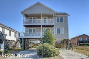 1312 N New River Drive, Surf City, NC 28445
