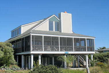 3 Starrush Trail Bald Head Island, NC 28461