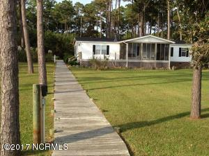 420 Seashore Drive, Atlantic, NC 28511