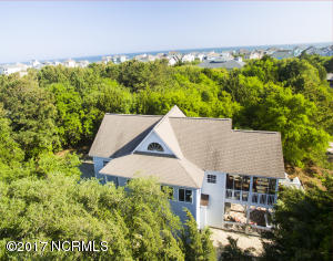 Aerial View of 107 Lobster Lane