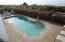 Blossoming Hedged Beachside Pool
