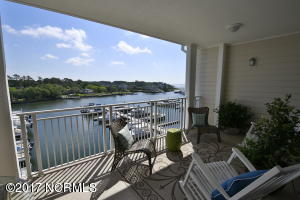 Immaculate View! Enjoy Breathtaking Views Of Spooners Creek Marina and Harbor and The ICW