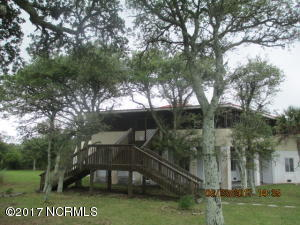 144 Clem Fulcher Court, Atlantic, NC 28511