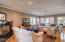 Spacious, open Great Room for friends & family to gather