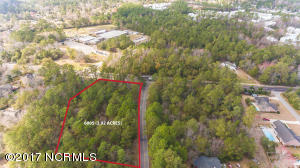 6005 Old Military Road, Wilmington, NC 28409