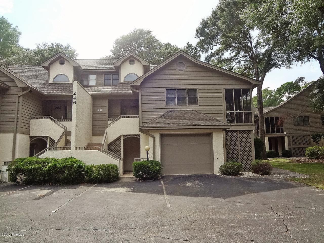 246 Clubhouse Road UNIT A Sunset Beach, NC 28468