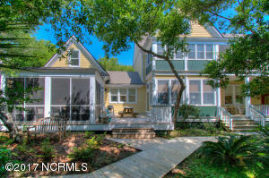 614 Ocracoke Way, Bald Head Island, NC 28461