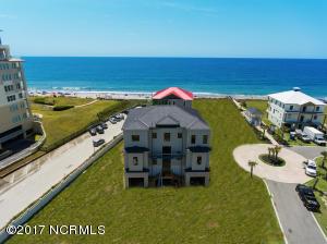113 Ocean Bluff Drive, Indian Beach, NC 28512