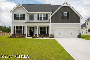 277 Southwest Plantation Drive, Lot 215, Jacksonville, NC 28540