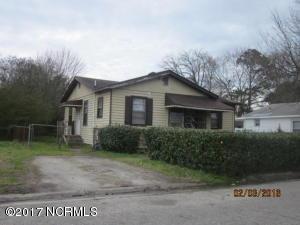 1618 Washington Street E, Wilson, NC 27893