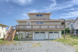 104 Boryk Avenue, Topsail Beach, NC 28445