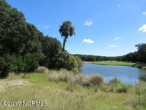 homesite is overlooking the lagoon of the 15th Fairway