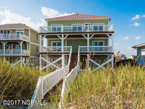 486 Ocean Drive, North Topsail Beach, NC 28460