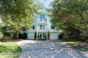7 Northridge Road, Wrightsville Beach, NC 28480