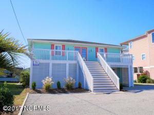 117 Boryk Avenue, Topsail Beach, NC 28445