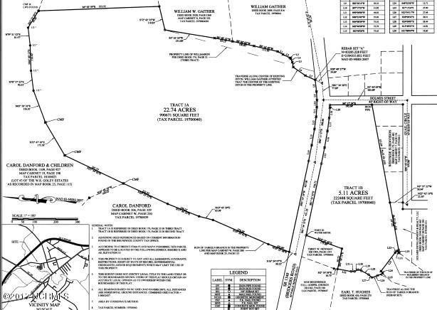 Lot 1,2 Bridgers Road Shallotte, NC 28470