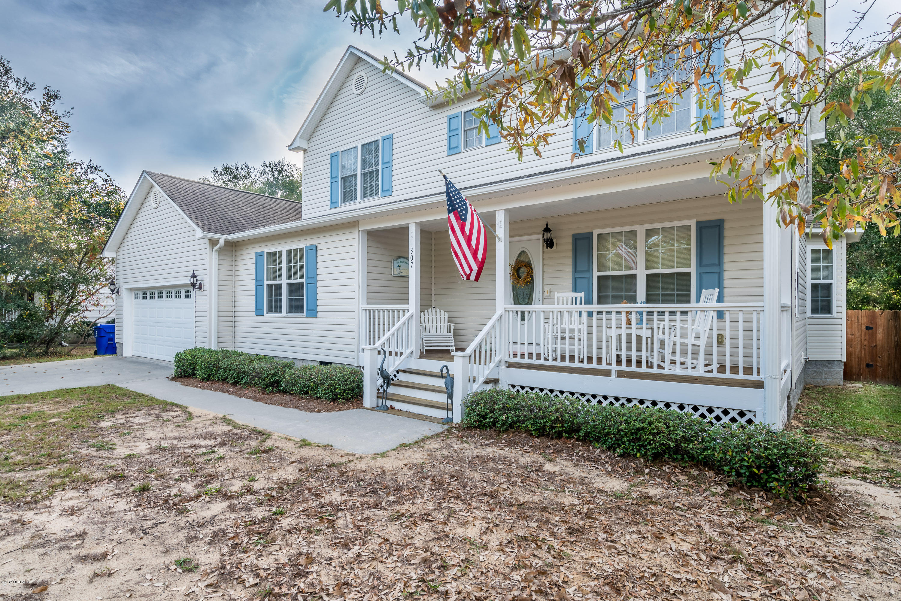 307 NE 45TH Street Oak Island, NC 28465