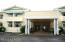 Entrance at Palm Suites