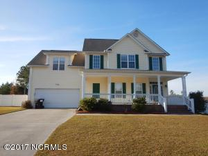200 Middleridge Drive, Hubert, NC 28539