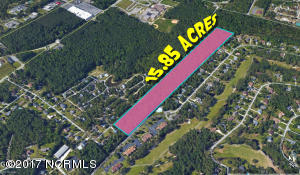Aerial Image of 15.85 Acres