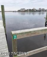 Boat slip #2 conveys with Lot #2