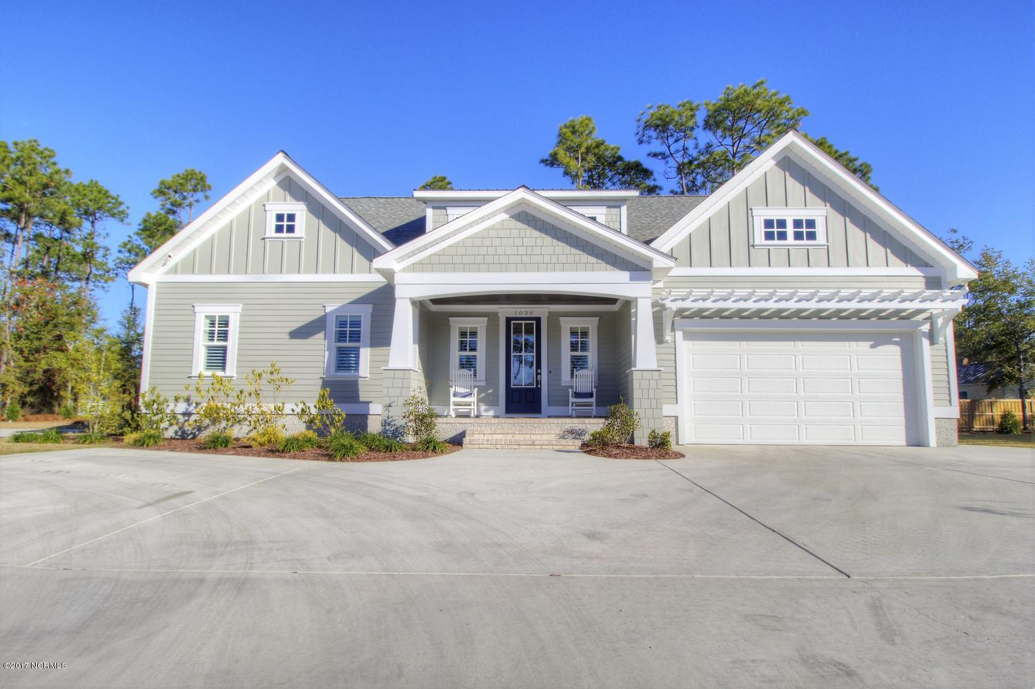 1038 Sea Horse Court #lot #6 Southport, NC 28461