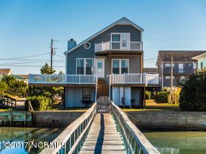 1002 Carolina Boulevard, Topsail Beach, NC 28445