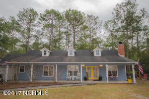 1631 Chadwick Shores Drive, Sneads Ferry, NC 28460