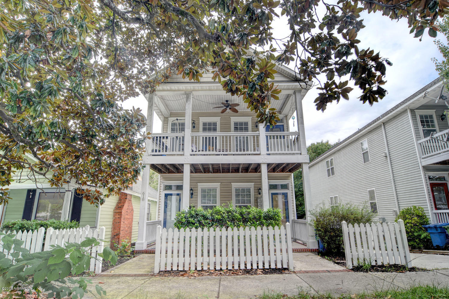 618 S 3RD Street #1 And 2 Wilmington, NC 28401