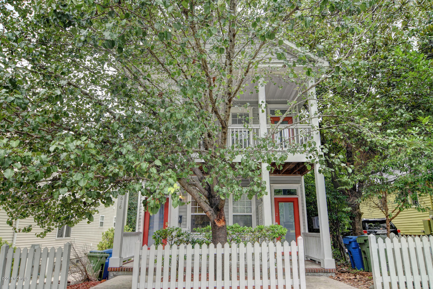 616 S 3RD Street #1 And 2 Wilmington, NC 28401