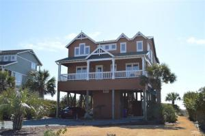 1331 Ocean Boulevard W, Holden Beach, NC 28462