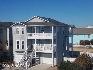 500 Sandman Drive, Kure Beach, NC 28449