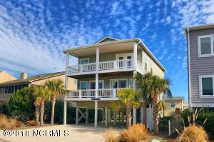 3rd Row Sunset Beach House just completed in 2016 has tons of extras including a CENTRAL VACUUM SYSTEM!
