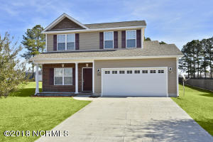 213 Maidstone Drive, Richlands, NC 28574