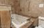 Master Bathroom with spacious 7'tub
