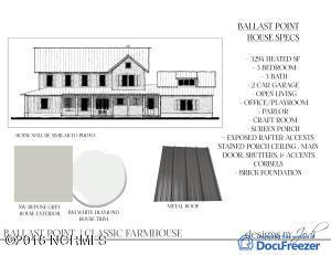 8 Ballast Point Road, Hampstead, NC 28443